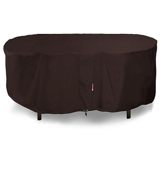 Oval Patio Table Covers From Eevelle A Customer Favorite For Its Fashionable Design Durability