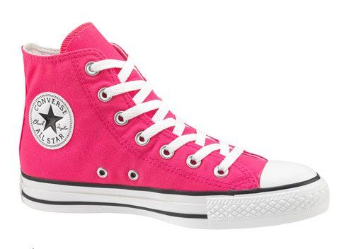 738124bb1dee all Pink Shoes under  40 Hot pink converses!  cheap  converse  Sneakers