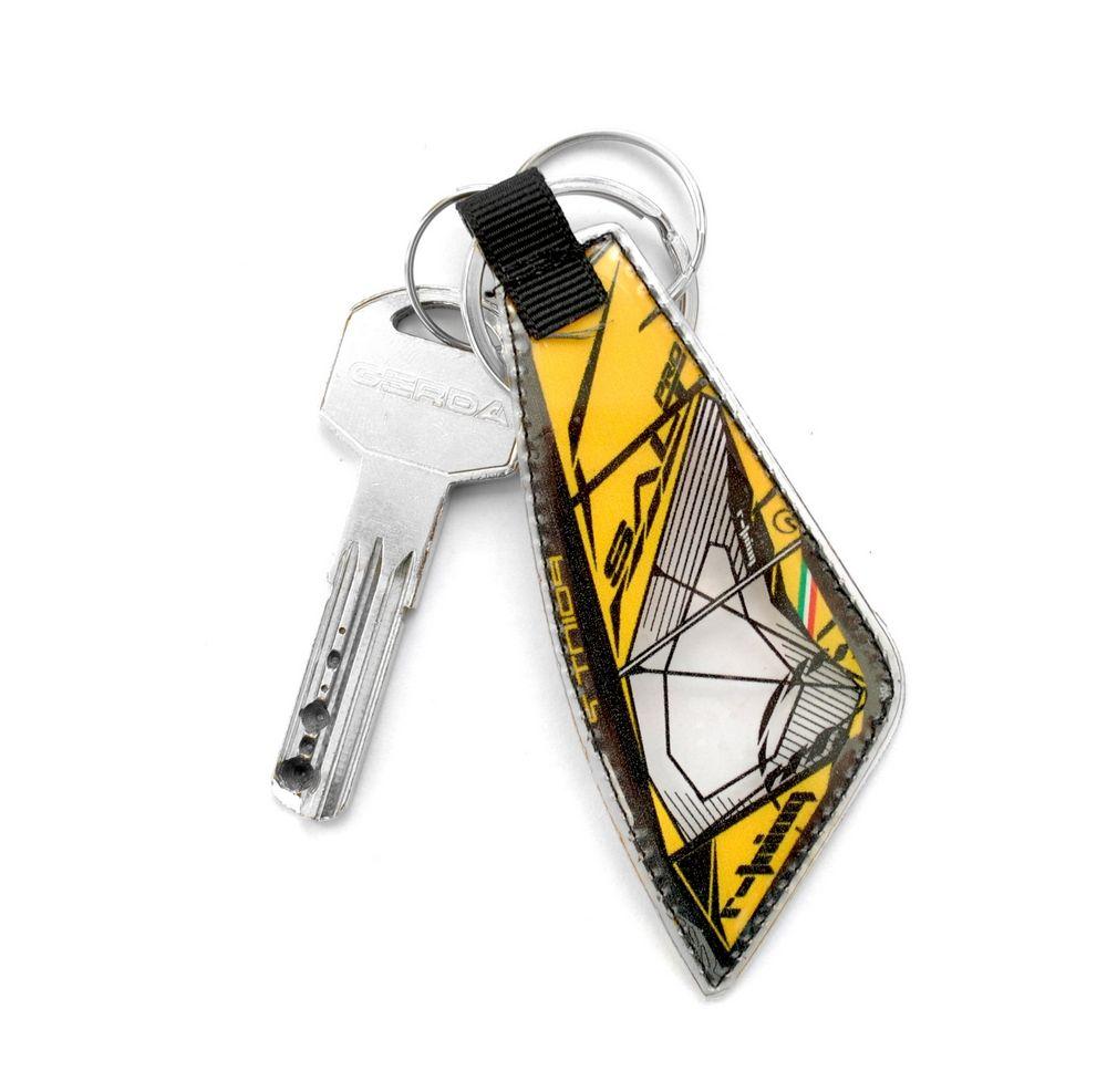 Point7 Salt Pro Yellow Keychain