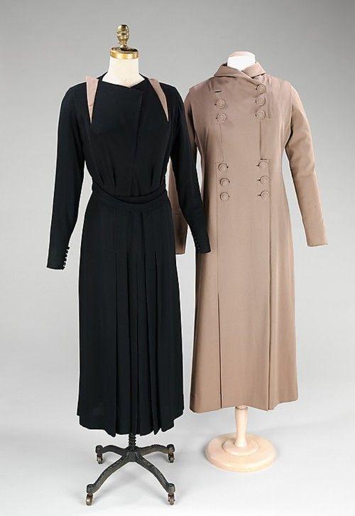 Ensemble Elizabeth Hawes, 1935 The Metropolitan Museum of Art