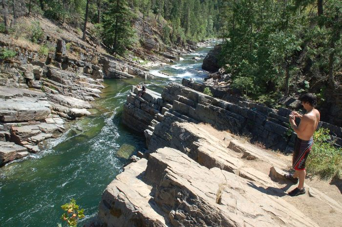 Here Are 13 Montana Swimming Holes That Will Make Your Summer Epic
