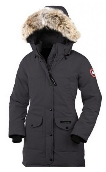 canada goose trillium graphite jacket review winter coats rh pinterest co uk