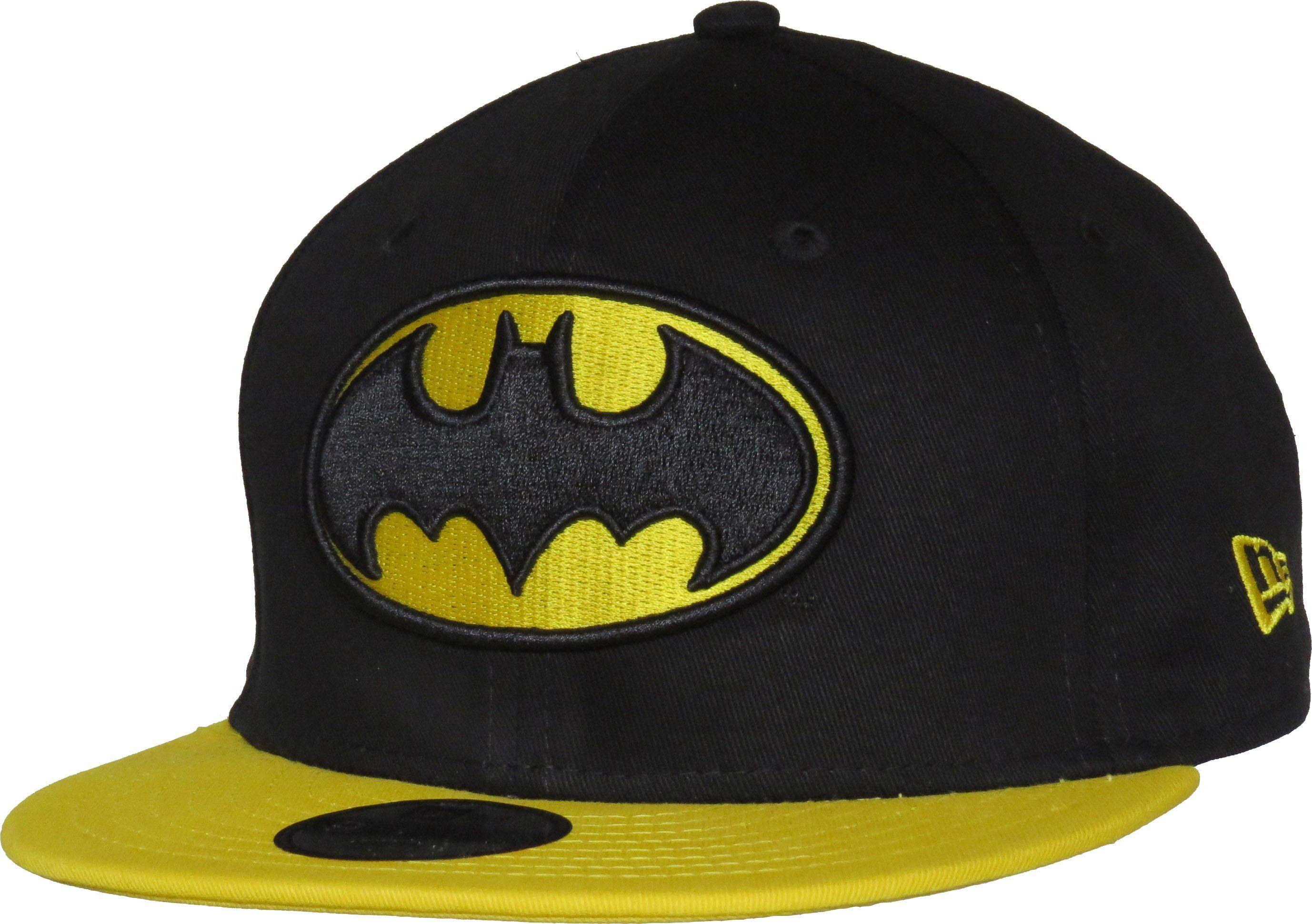 c9c3d9125a3 Batman New Era 950 Kids Essential Snapback Cap (Ages 4 - 10 years ...