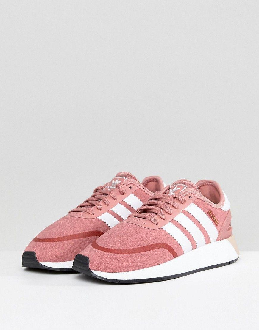 d11eb3d2861 adidas Originals N-5923 Sneakers In Pink in 2018
