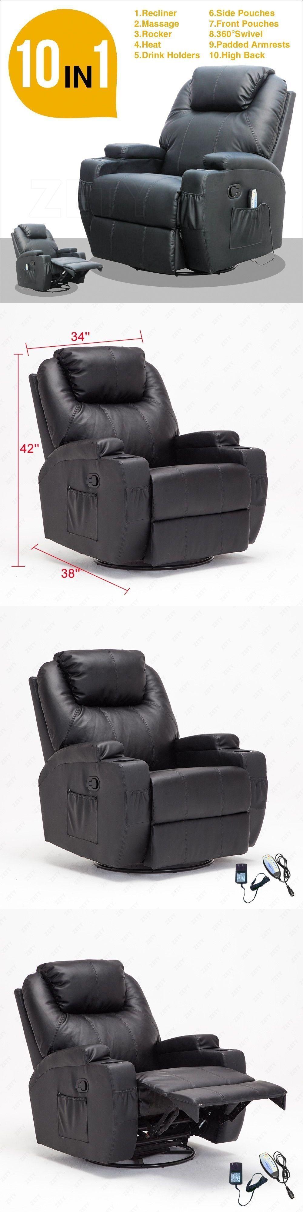 Electric Massage Chairs Massage Recliner Sofa Chair Ergonomic