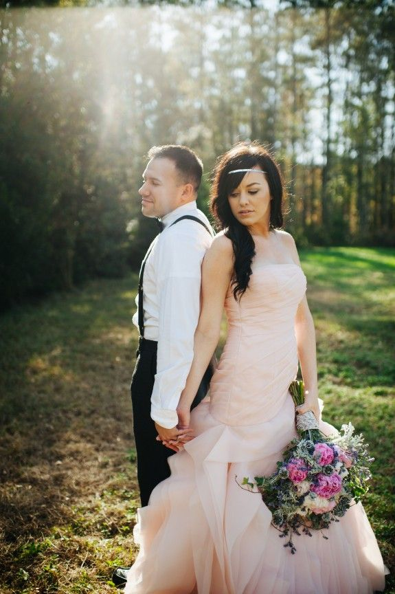 Sequins And Peony Wedding Inspiration By Rach Lea