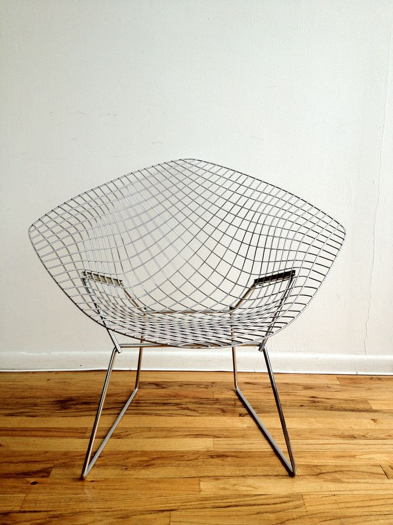 VTG Bertoia Diamond Chair with Cover -  $350