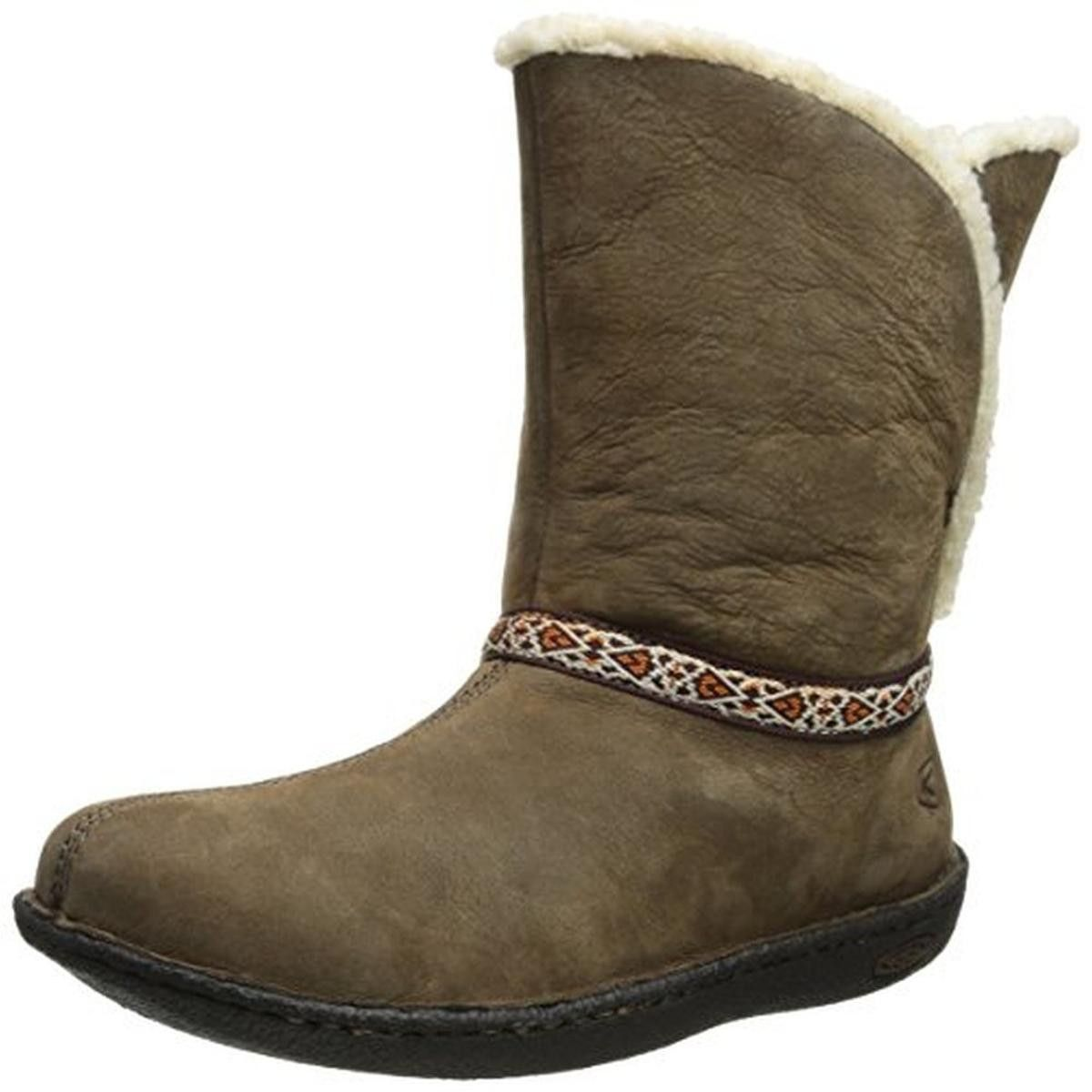 Manufacturer: Keen Size: Manufacturer Color: Retail: $130.00 Condition: Style Type: Winter Boots Collection: Keen - Shoe Width: Heel Height (Inches): Inches Platform Height (Inches): Inches Shaft Heig