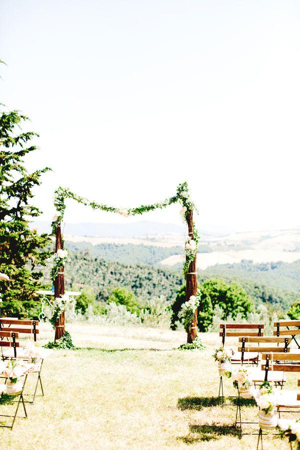 Wedding In Tuscany At Villa Francesca By Les Amis Photo