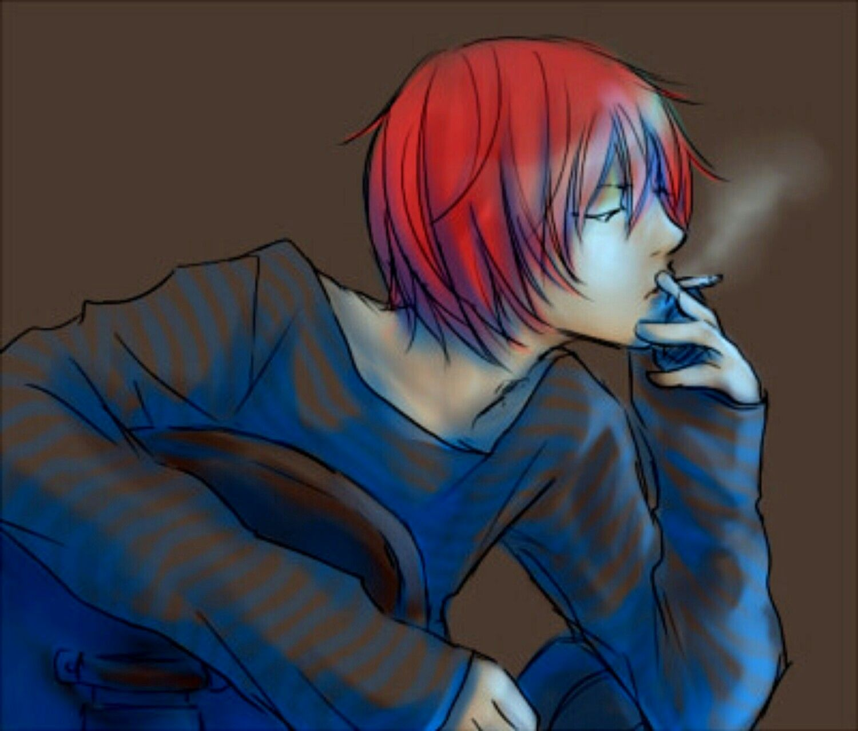 Мэтт из аниме картинки