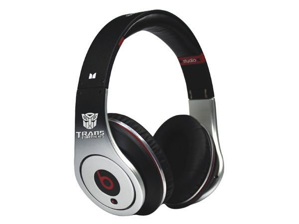 Monster Beats By Dr Dre Studio Transformers Headphones Studio Headphones Headphones Beats Headphones