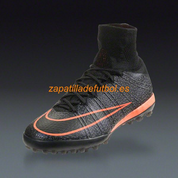 100% authentic 66b49 b2074 ... switzerland botas de futbol sala nike mercurial x proximo street tf  negro blanco brillante mango 61e57