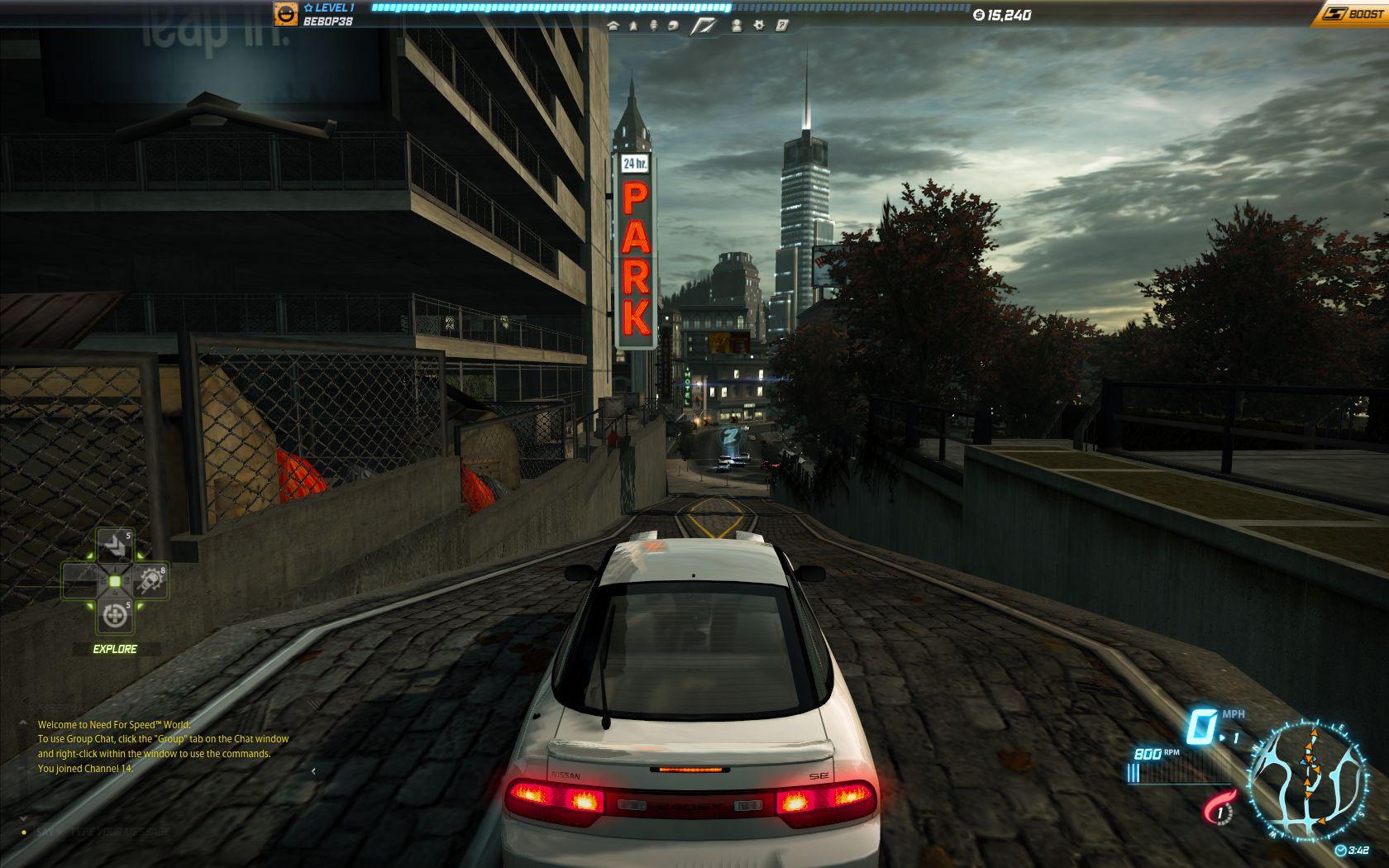 <게임 UI> Need for Speed World : 네이버 블로그