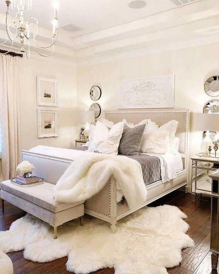 Exquisitely Admirable Modern French Bedroom Ideas To Copy Bedroomideas Modernbedroomideas Aesthet French Bedroom Decor White Master Bedroom Elegant Bedroom
