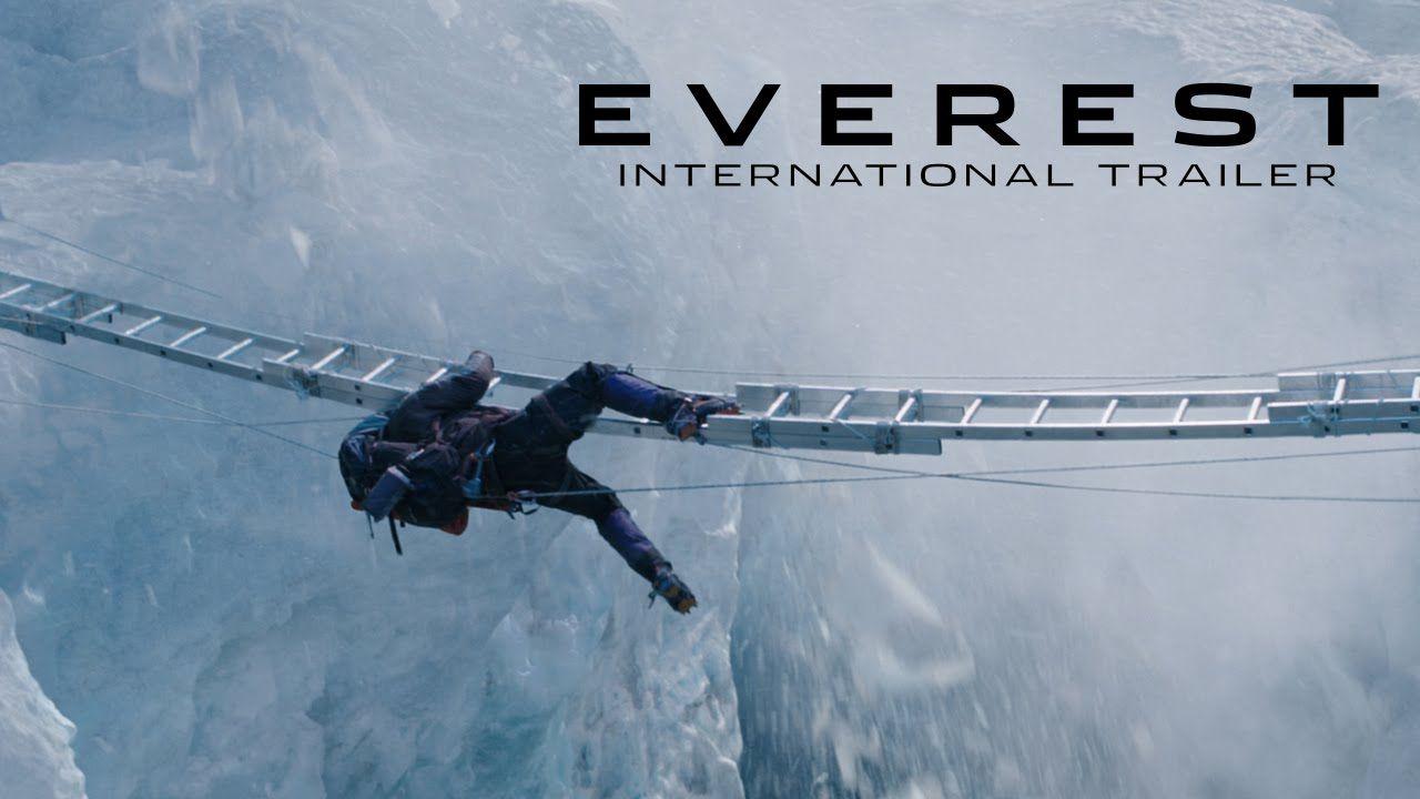 W O W !!! :-O Everest   International Trailer   Jake Gyllenhaal, Josh Brolin and Jason...