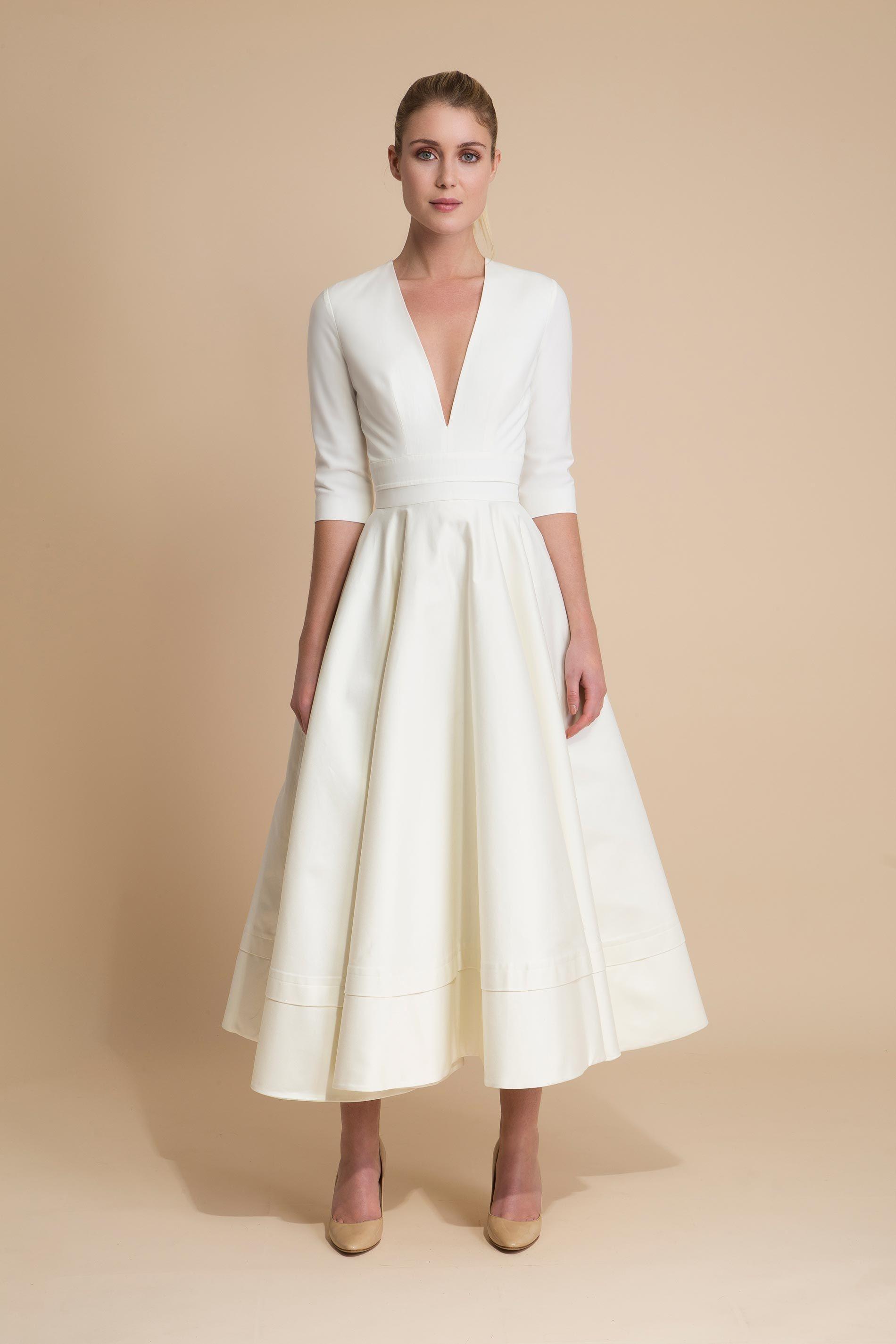 Robe de mari e vintage ann e 50 fashion designs - Robe de mariee annee 60 ...