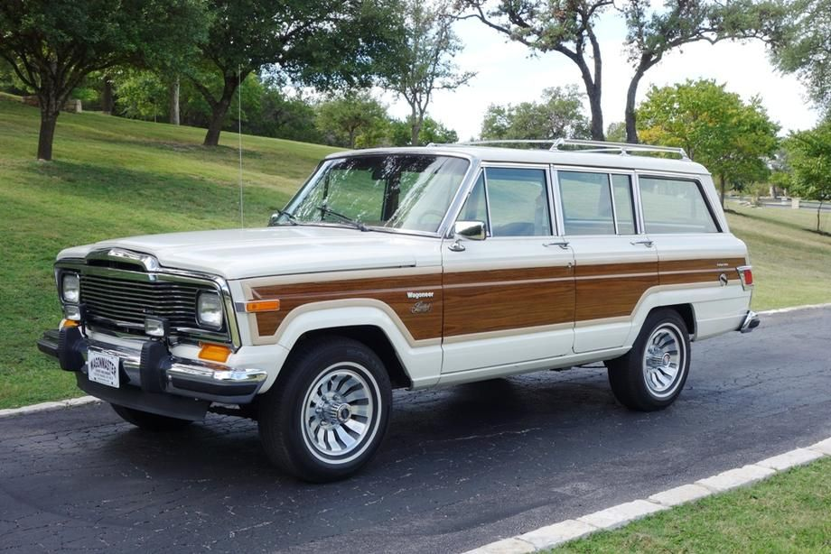 1980 Jeep Wagoneer Limited 4x4 Wh 2049 Available In 2020 Jeep Wagoneer Jeep 4x4