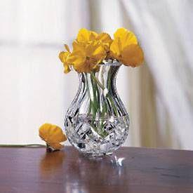 Waterford Lismore Bud Vase Waterford Crystal Waterford Crystal Lismore Waterford