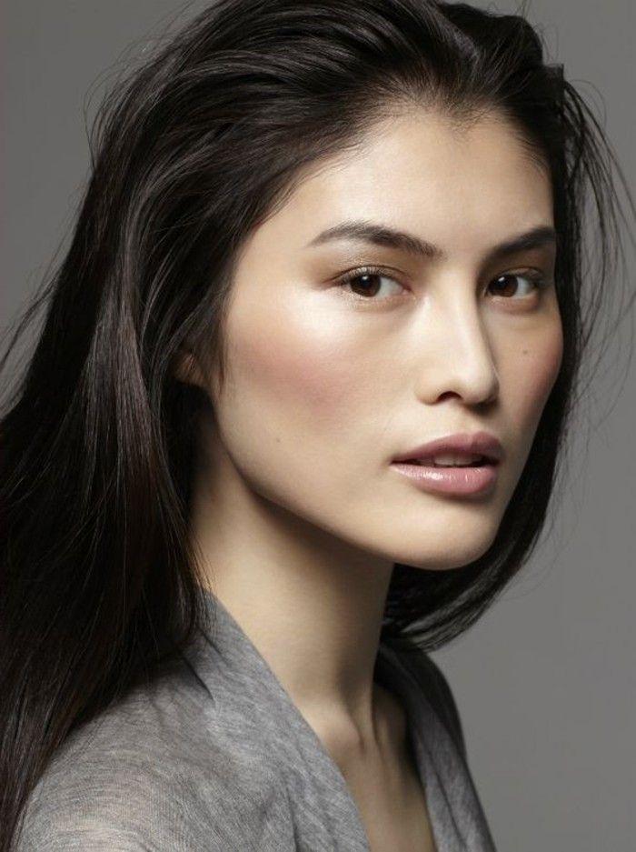 comment maquiller des yeux en amande best maquillage asiatique comment bien maquiller ses yeux. Black Bedroom Furniture Sets. Home Design Ideas