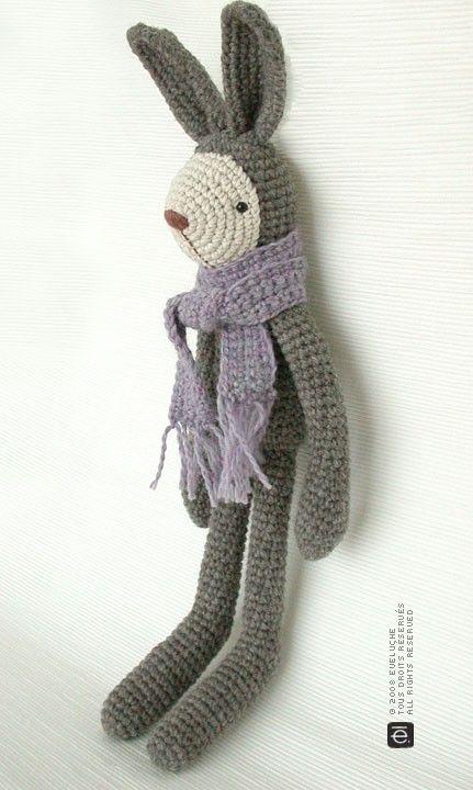 The Eco Friendly Bunny by Eveluche via Etsy   ☆Haken   Pinterest ...