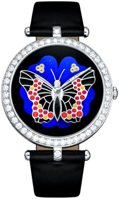 Van Cleef and Arpels lady's watch