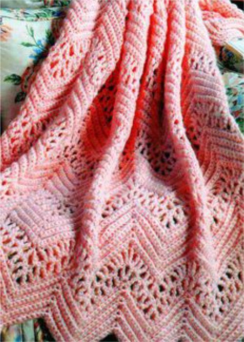 Victorian Crochet Lace | Manta, Colchas y Cobija