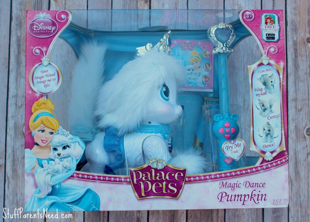 The Hottest Licensed Toy Disney Princess Palace Pets Magic Dance