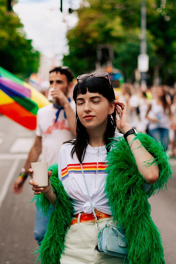 Lesbian cultural events