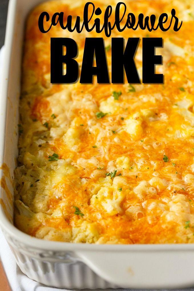 Photo of Cauliflower Bake