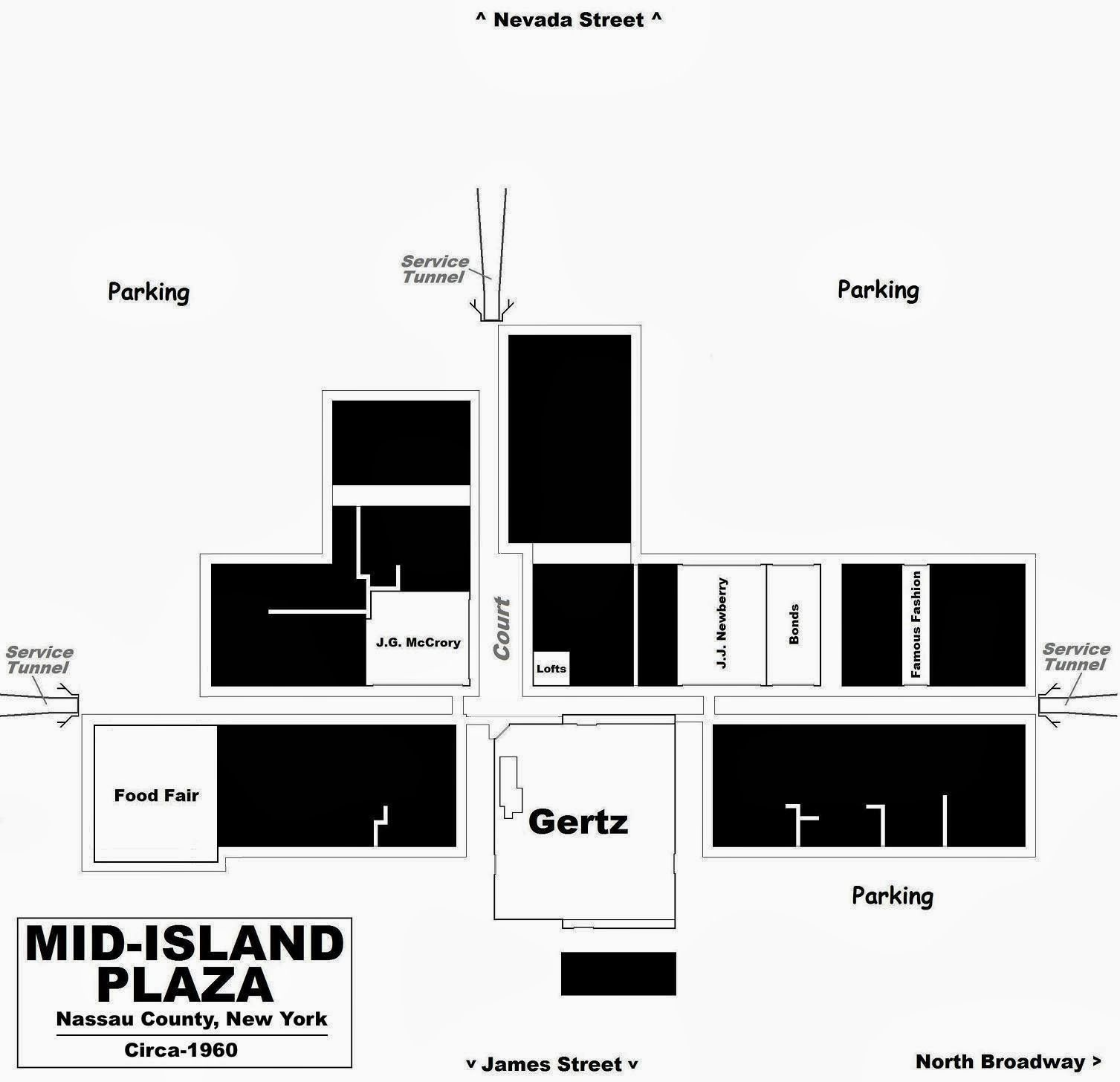 96f053961 MALL HALL OF FAME: December 2007 | Years gone by | Floor plans, Mall ...