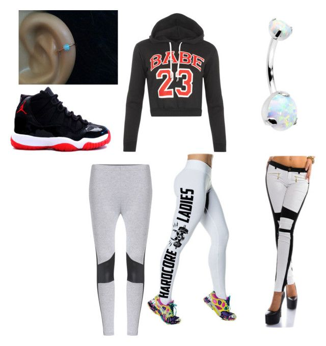 """""""choosing what pants to wear! HELP!"""" by lauraissweetandawesome on Polyvore featuring beauty and WearAll"""