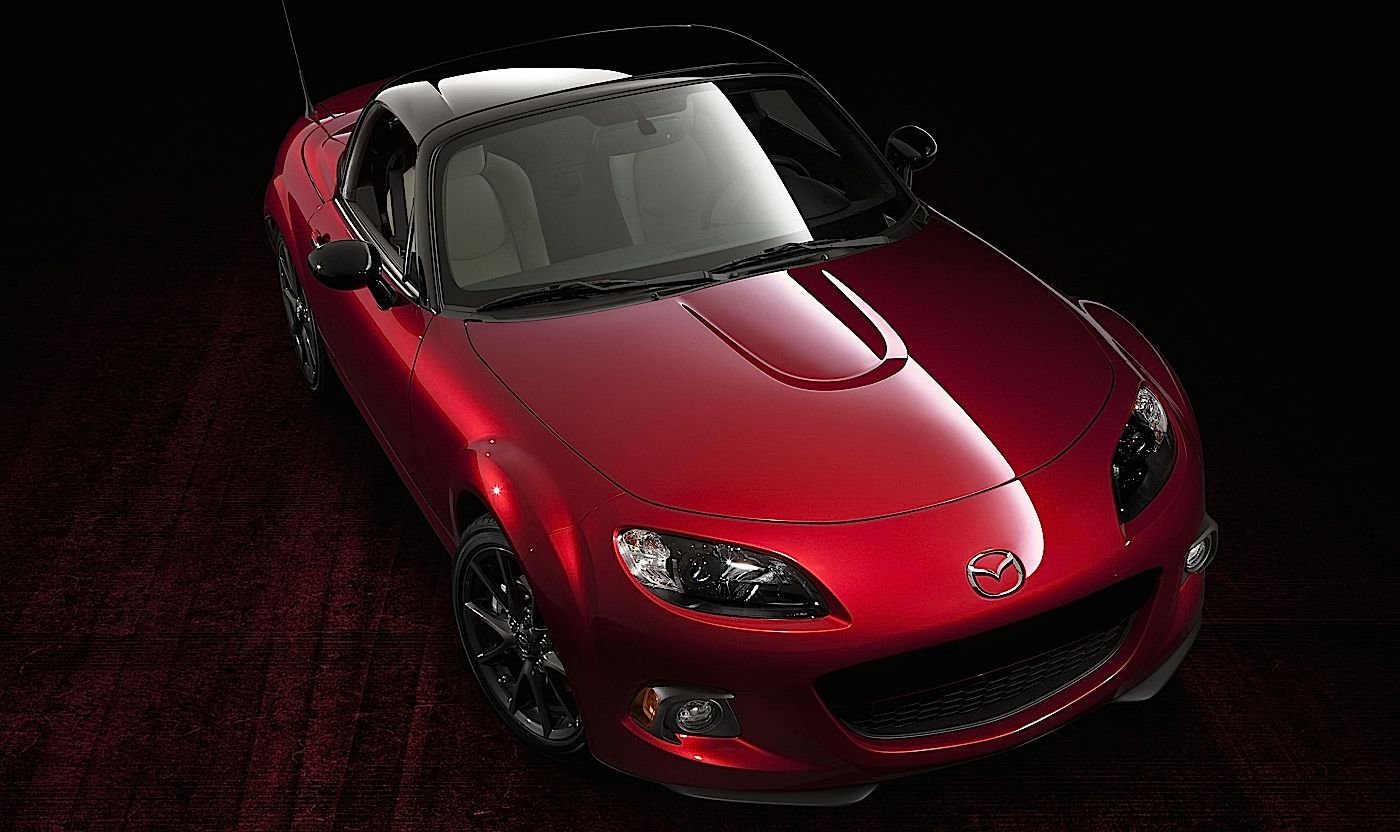 Sharp New Mazda MX-5 25th Anniversary Edition | Mazda mx, Mazda and Cars