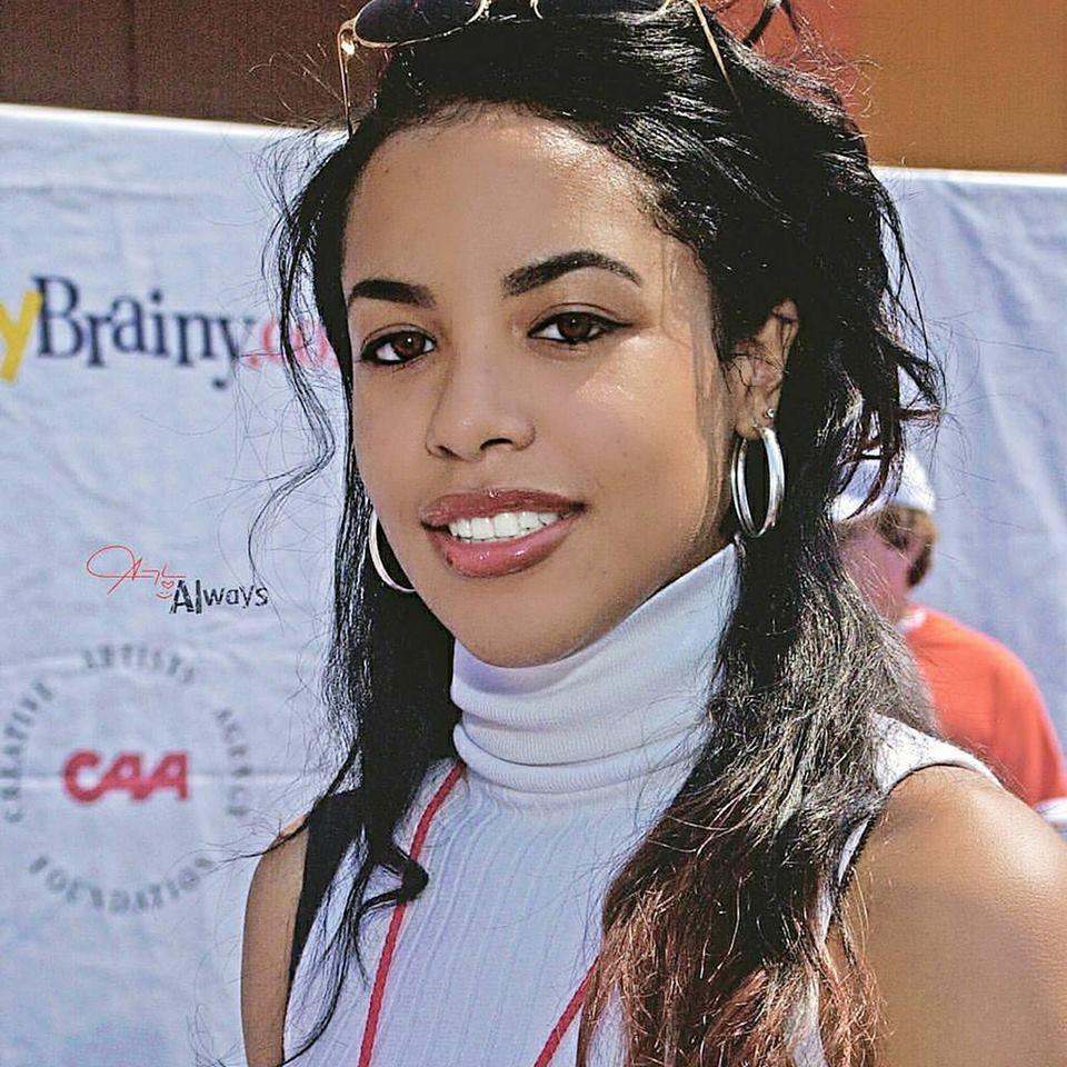 Aaliyah haughton Nude Photos 83