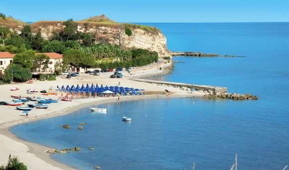 Baia Delle Sirene Beach Resort Wlochy Kalabria 8000zl Jezioro