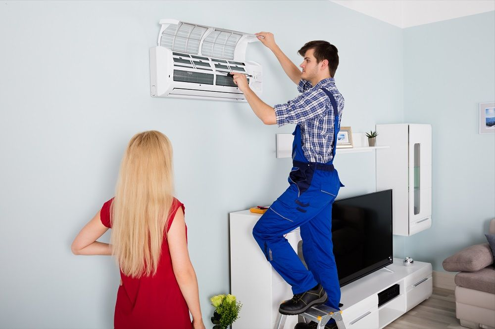 Experience The Best Aircon Services In Singapore Air