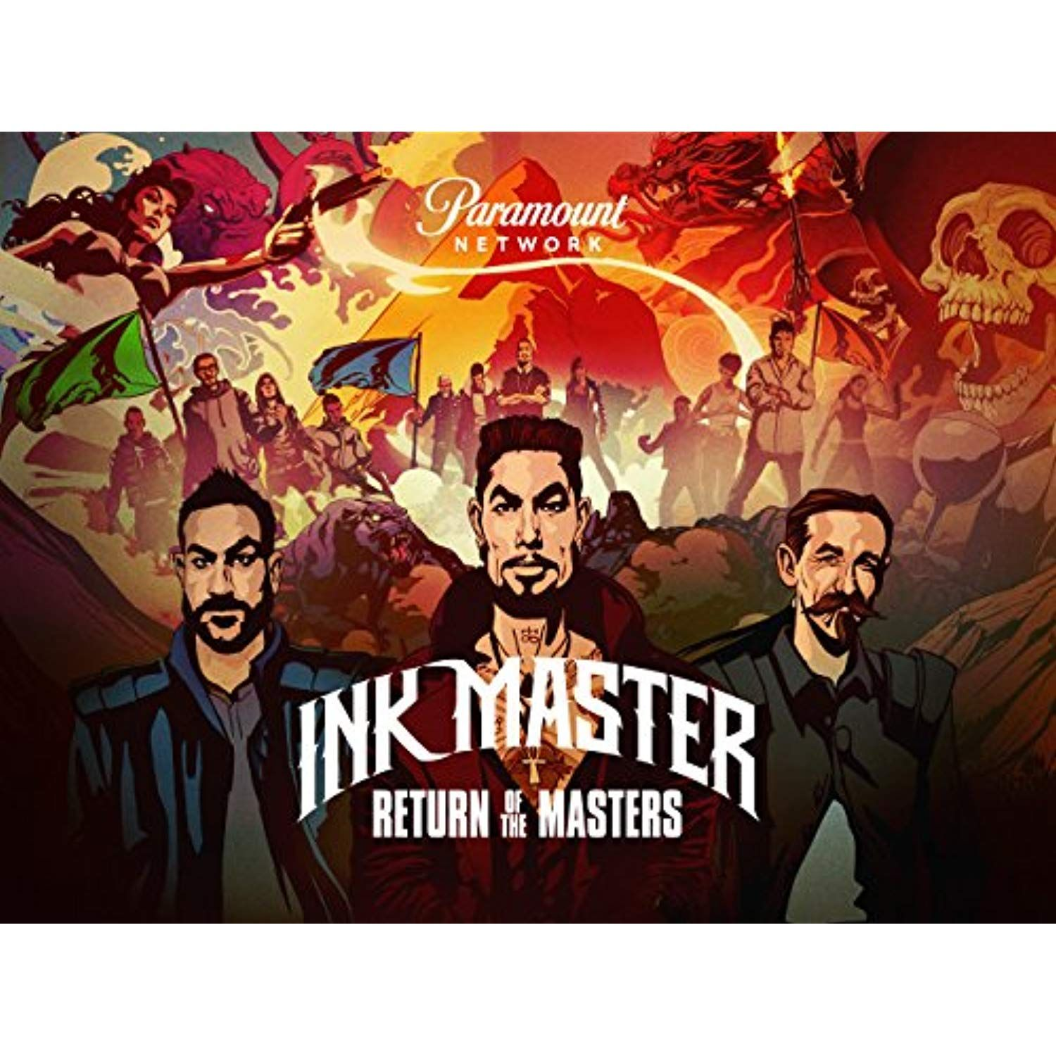 Ink Master Season 10 *** For more information, visit image