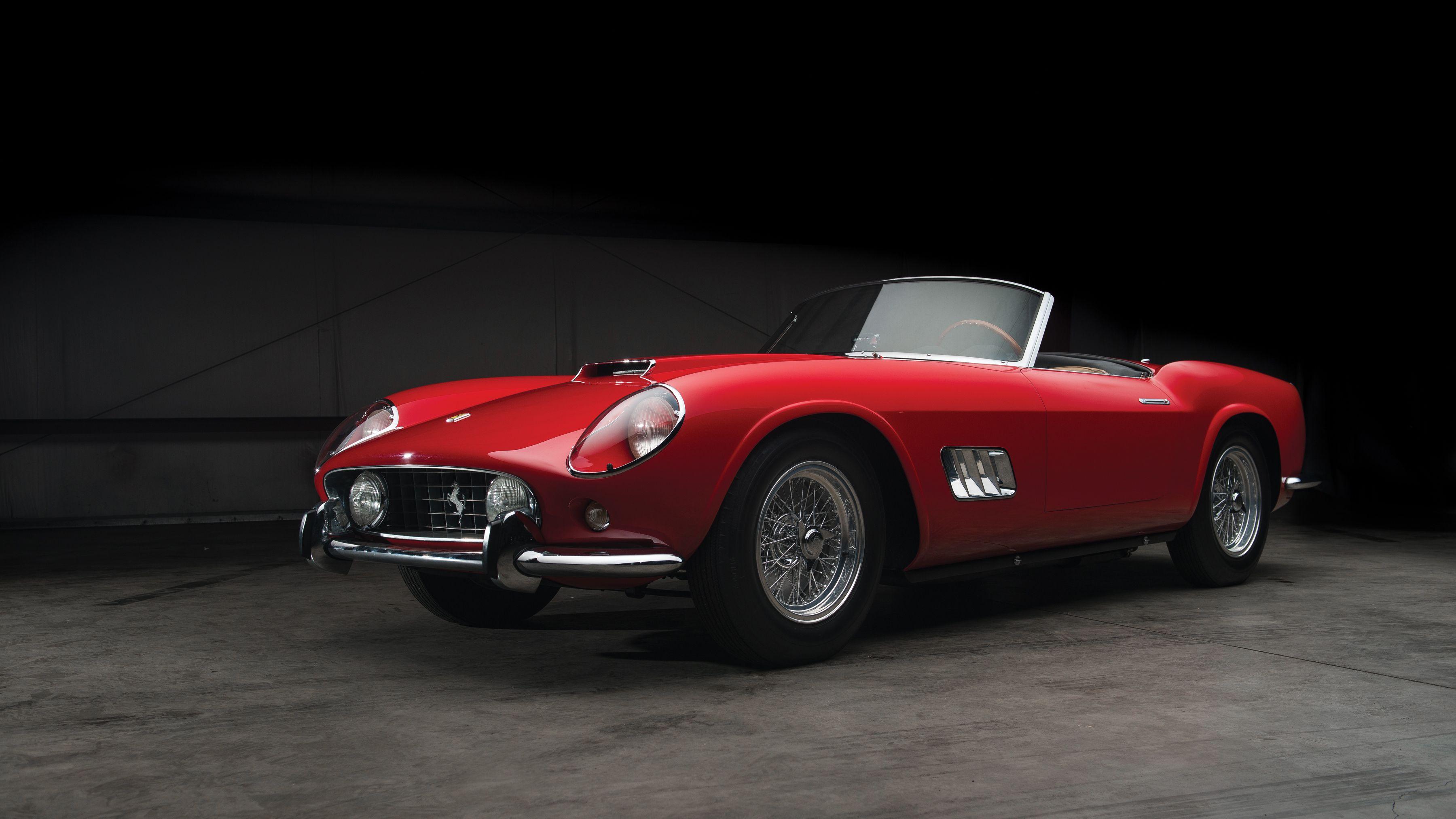 Ferrari 250 GT LWB California Spider 1959 | Ferrari 250 | Pinterest ...