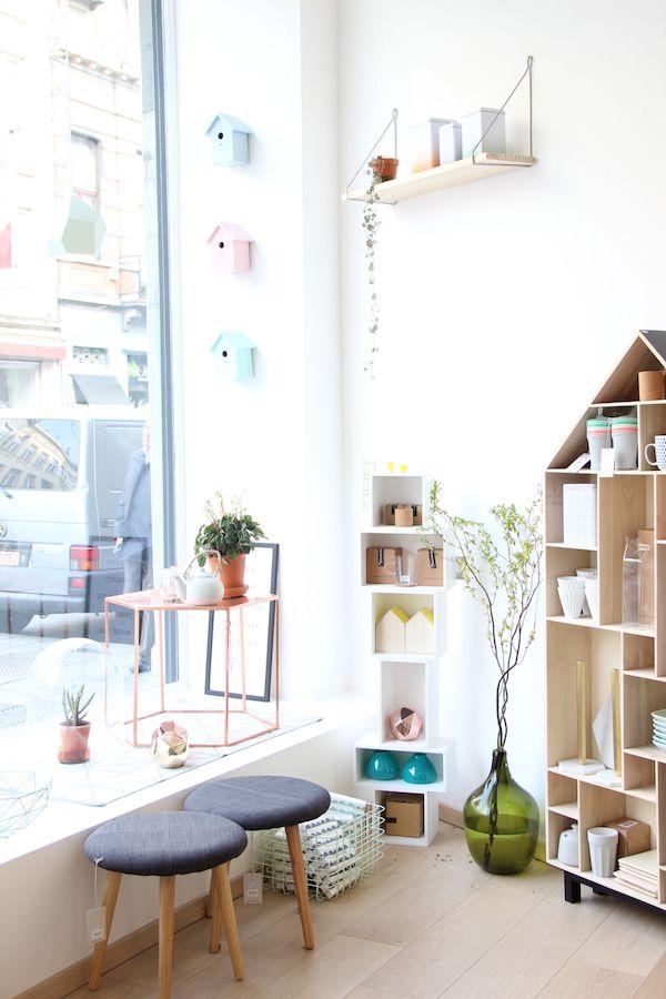 Pause Scandinave Chez Hei Shop Tea Idee Deco Interieur Deco Maison Interieur De Magasin