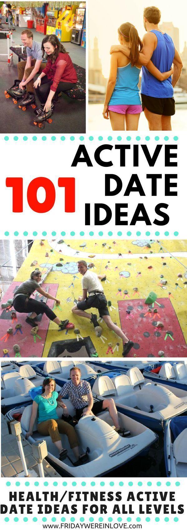 101 Active Date Ideas