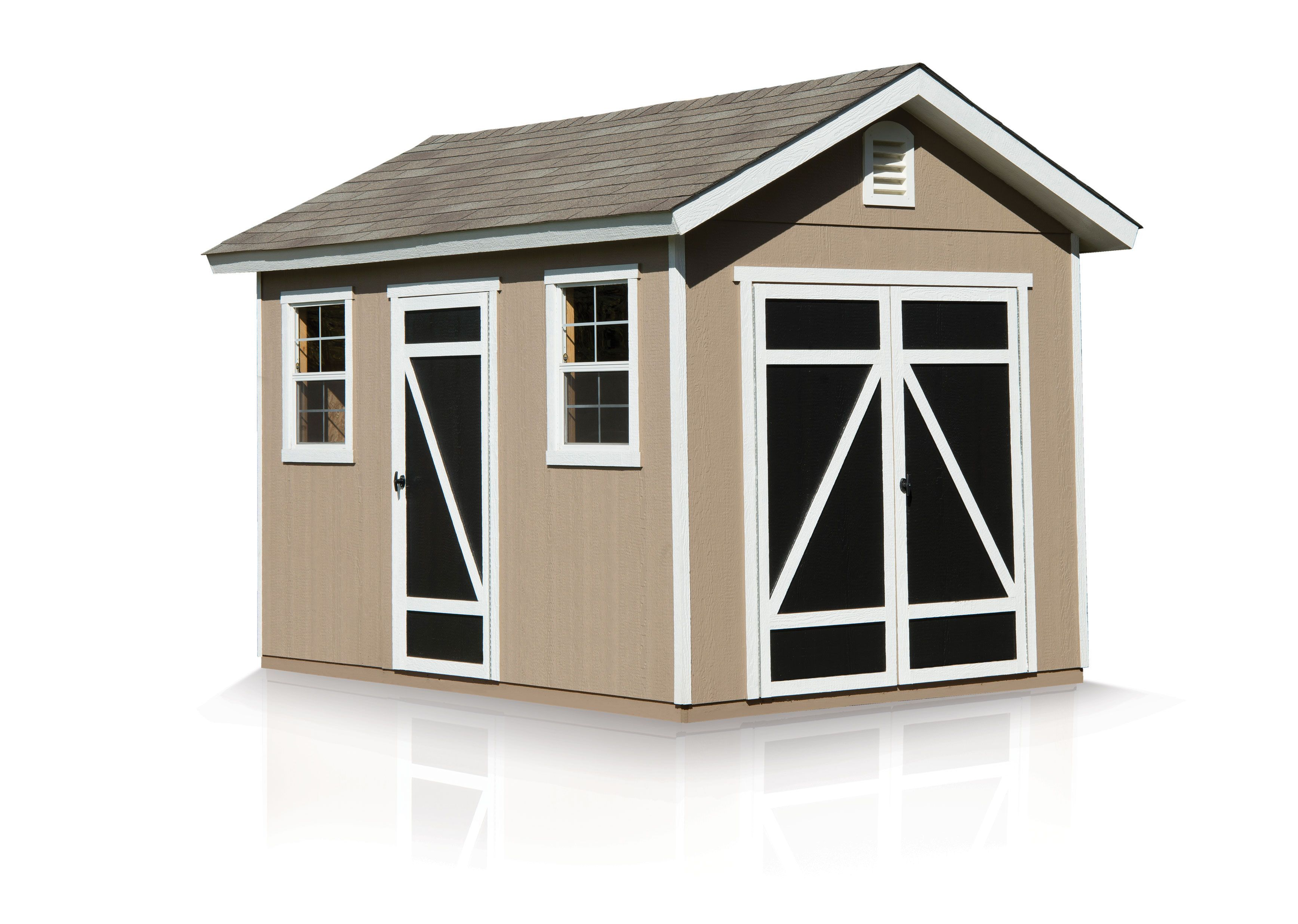 8x12 Hillsdale In 2020 Wood Storage Sheds Shed Storage Shed