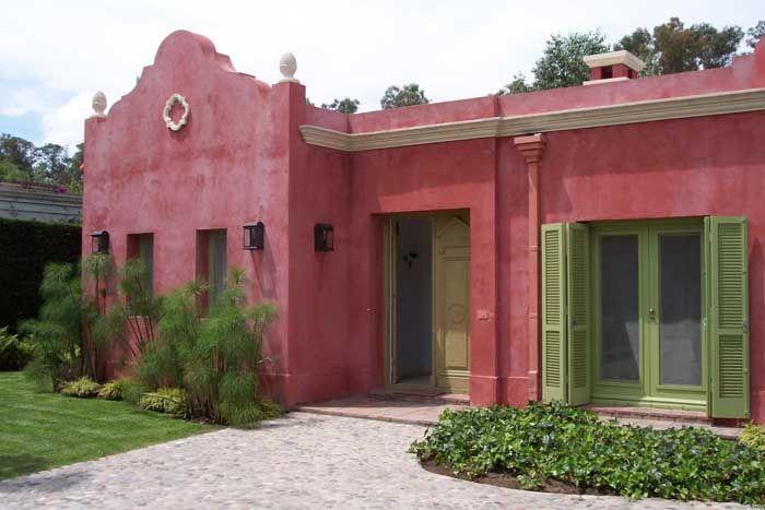 Color exterior en tarquini molinos tarquini lanzamientos - Exteriores de casas de campo ...