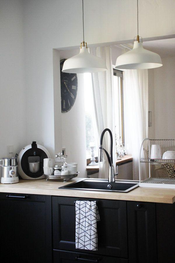 Offene wohnküche im skandinavischen stil solebich de