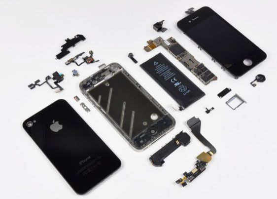 iPhone4-exploded-view