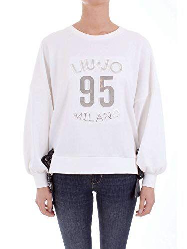 eb47eb7e69 Liu Jo Jeans - Sudadera - para Mujer White Sugar M