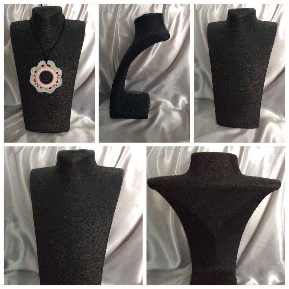 Photo of Großer Topflappen für Halskettenpräsentationen – Zu kaufen – #Topflappen #Str …