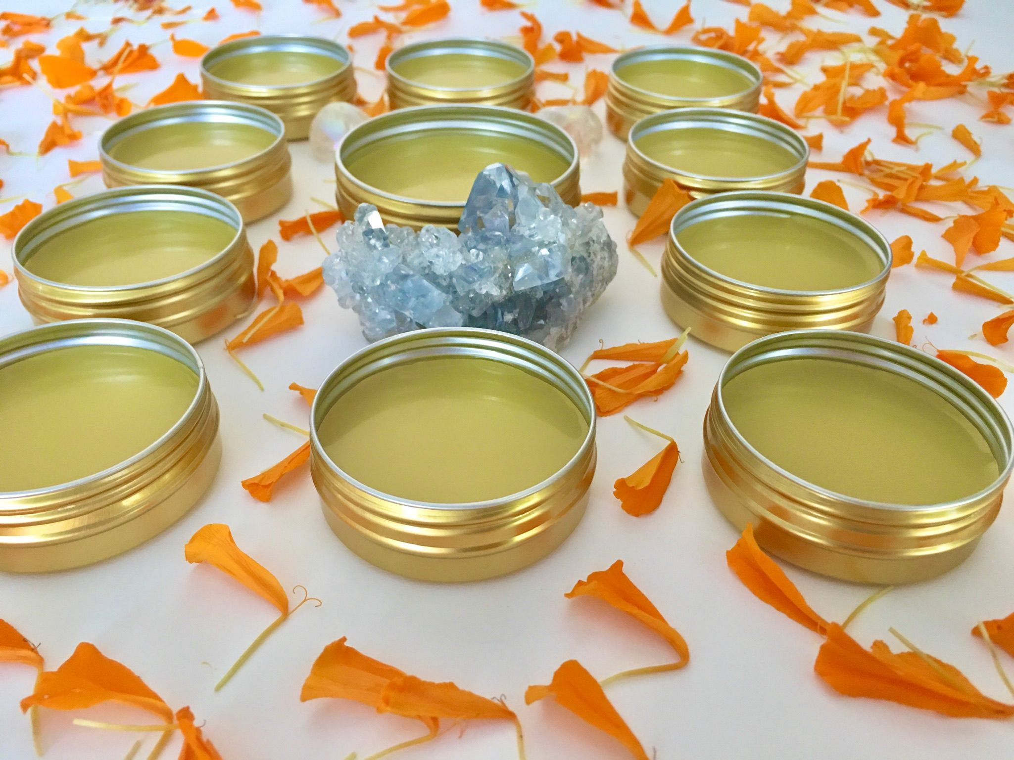 Professional Natural Skin Care Product Making Course