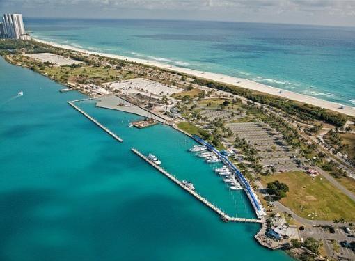 Pin On Miami Haulover Beach Park