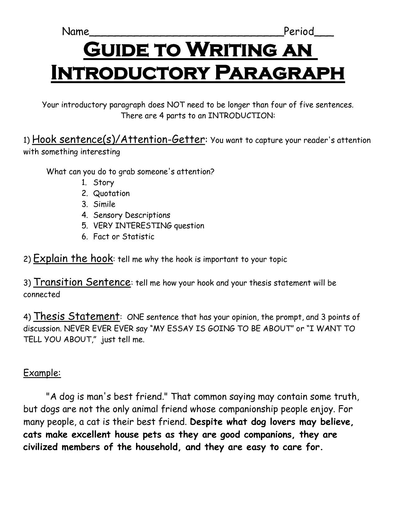 Pin By Kyra Heinisch On In The Name Of Education Essay Writing Skill Introductory Paragraph Lessons Dr Seus