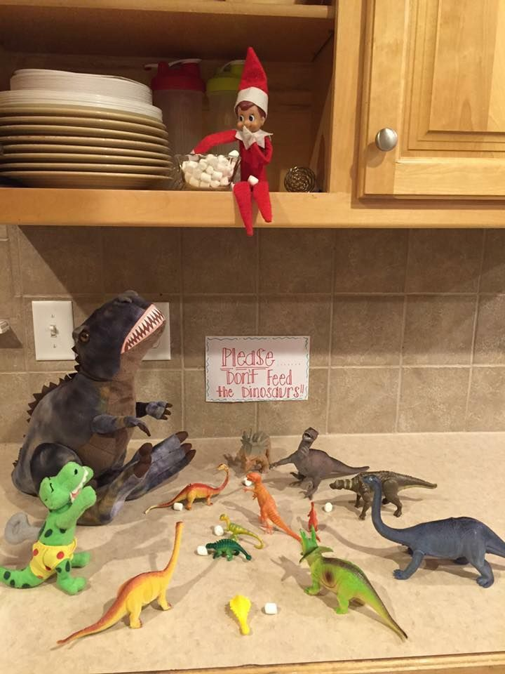 70 + Creative Elf on the Shelf Ideas | Sarah Scoop