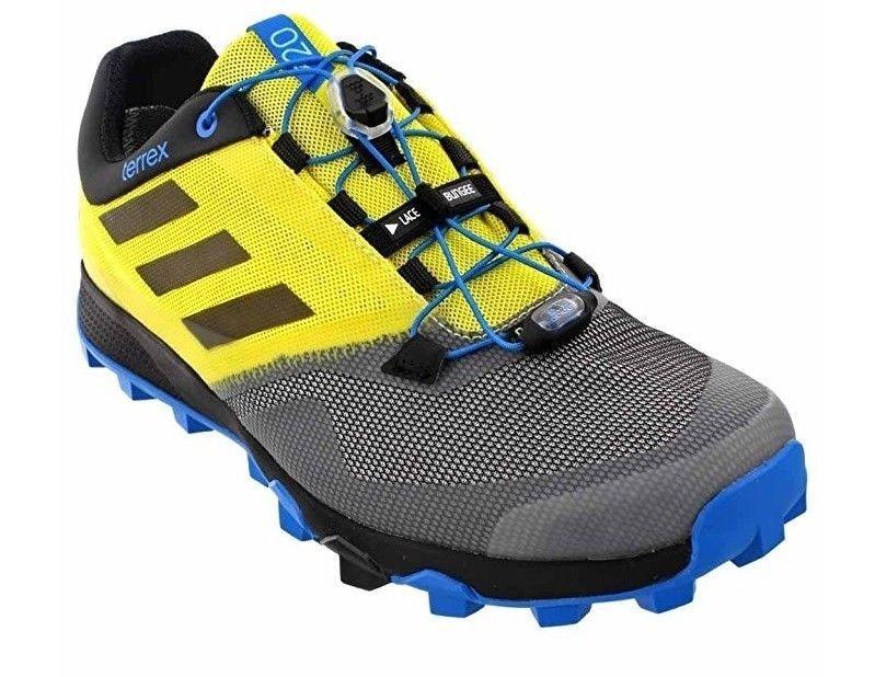 New adidas aq2536 terrex trailmaker gtx yellow mens